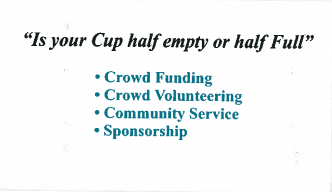 Community Cuplift slogan and description
